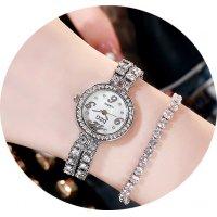W3422 - Simple Fashion Rhinestone Watch