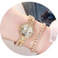 W3424 - Simple Fashion Rhinestone Watch