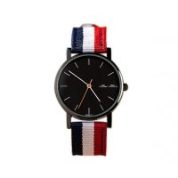 W352 - Multi Color Cloth Belt Watch