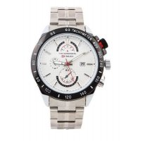 W538 - Mens Business Casual Steel Watch