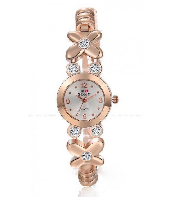 W563 Soxy Fashion Design Girls Bracelet Watch Sri Lanka