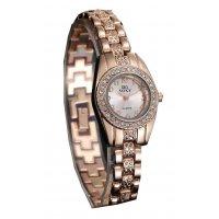 W565 - Rose gold bracelet watch