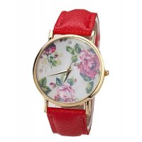 W576 - Geneva new retro floral Watch