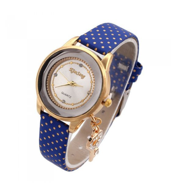 W591 - Diamond Keychain Ladies  Watch