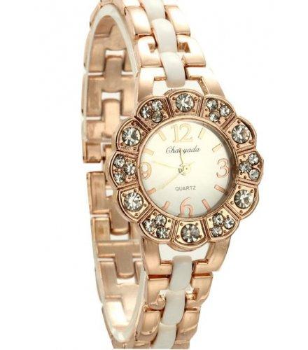 W809 Flower Dial Bracelet Watch Sri Lanka