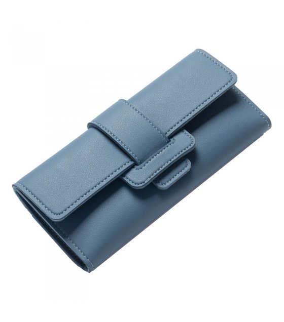 WW021 - Fold clutch Wallet