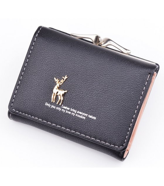 WW067 - Korean Deer Mini Ladies wallet