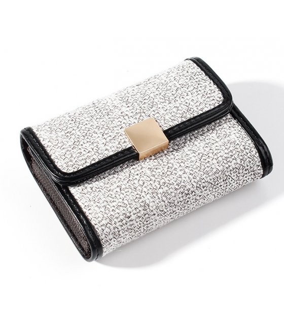 WW080 - Mosaic Pattern Ladies Wallet