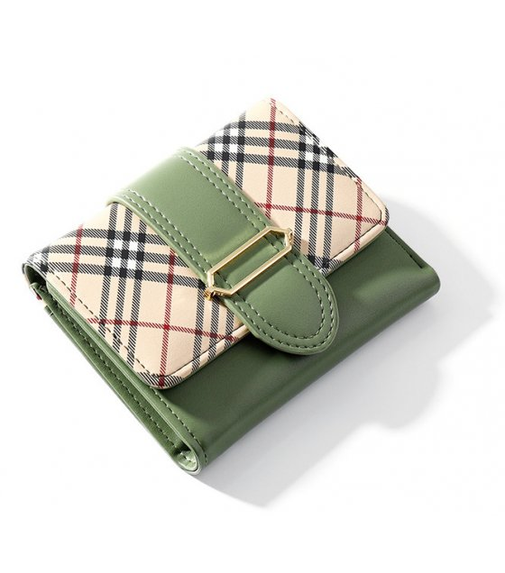 WW085 - Korean short ladies wallet