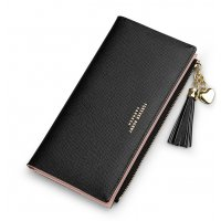 WW107 - Korean fashion ladies long  wallet