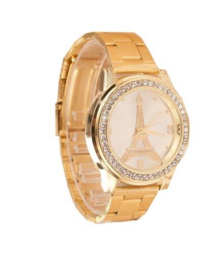 W128 - Eiffel Tower Watch