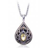 N188 - Exquisite diamond necklace