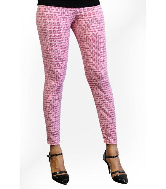 LG51 - Stylish Pink Leggings