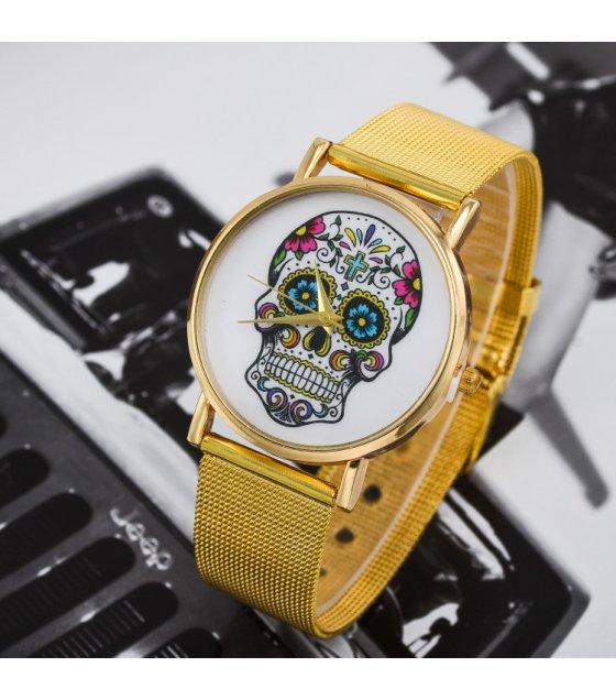 Люксовые кварцевые наручные мужские часы аналоговые с